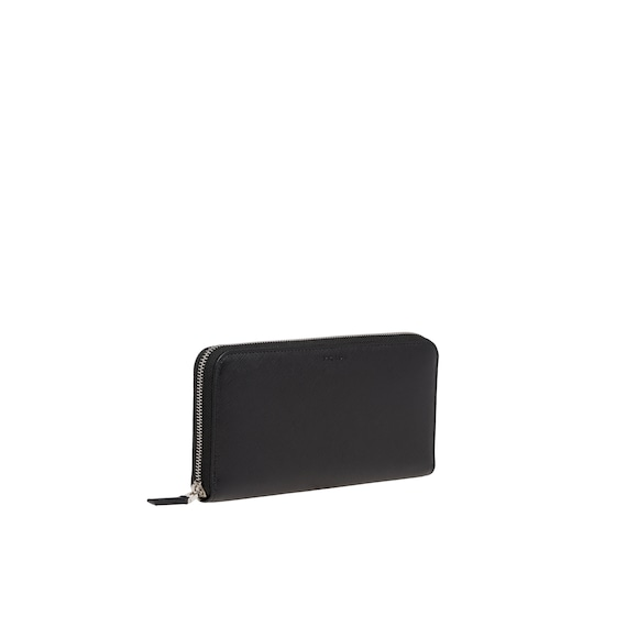 Prada Saffiano leather wallet 4