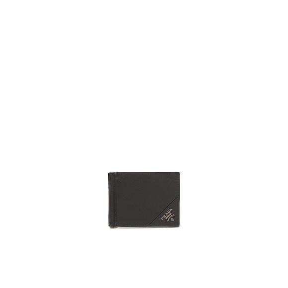 c320683e8f83 Leather Wallet | Prada - 2MN077_QME_F0002