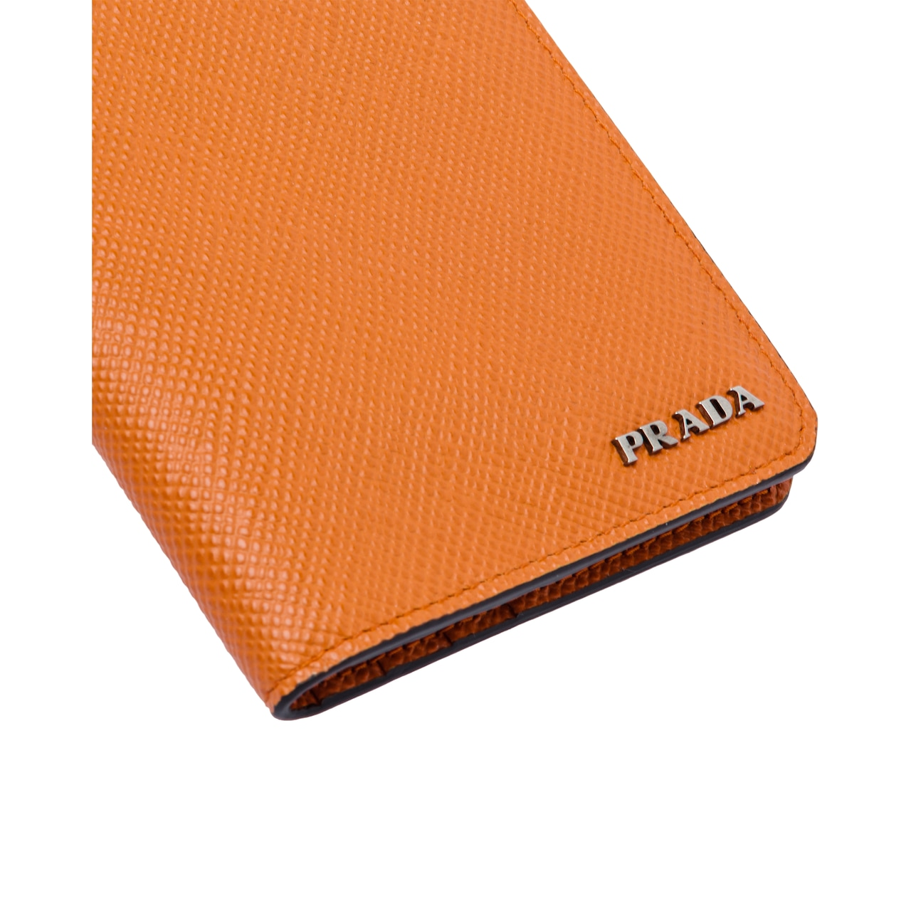 Saffiano leather wallet 6