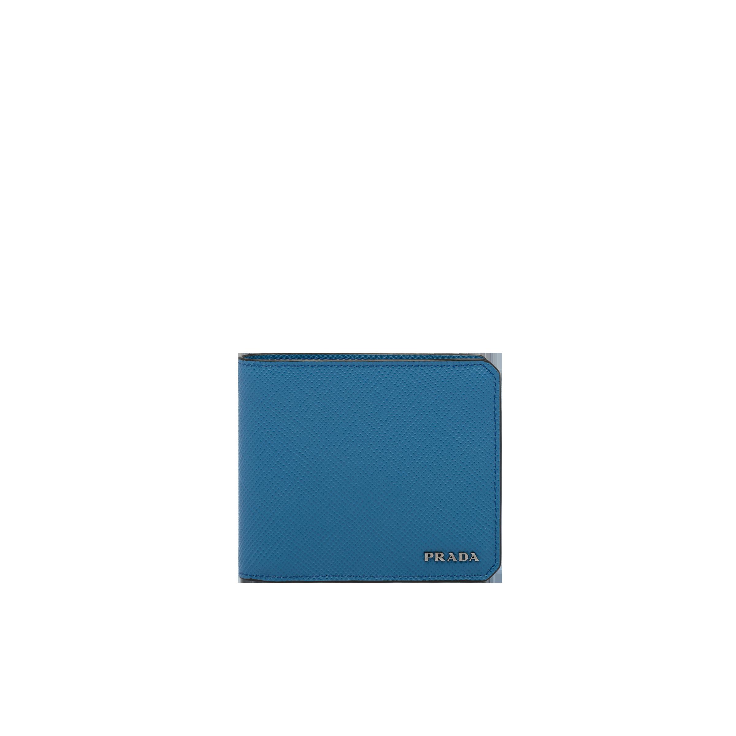 668e6f9fa915 Men's Wallets | Prada