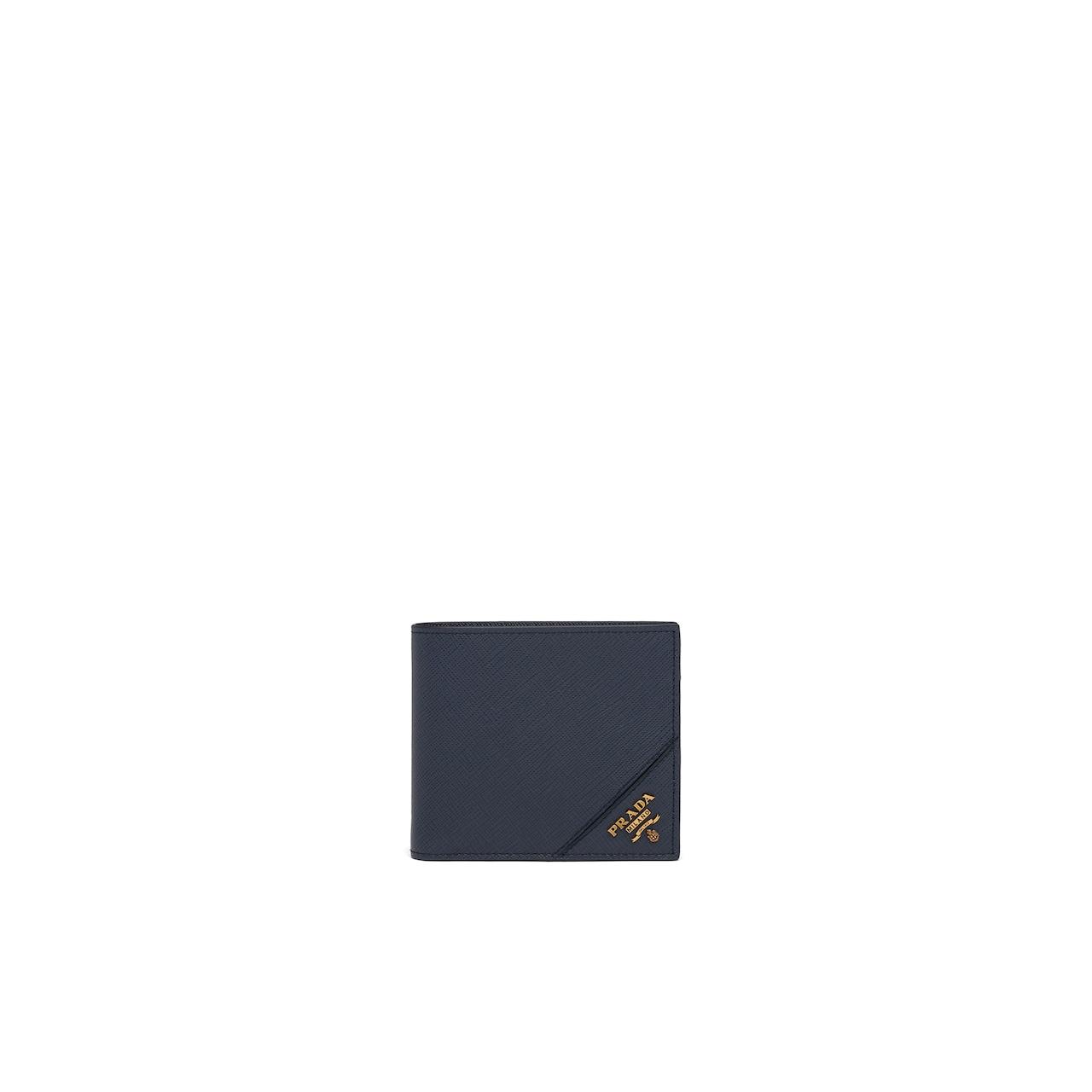 Prada 皮革钱夹 1