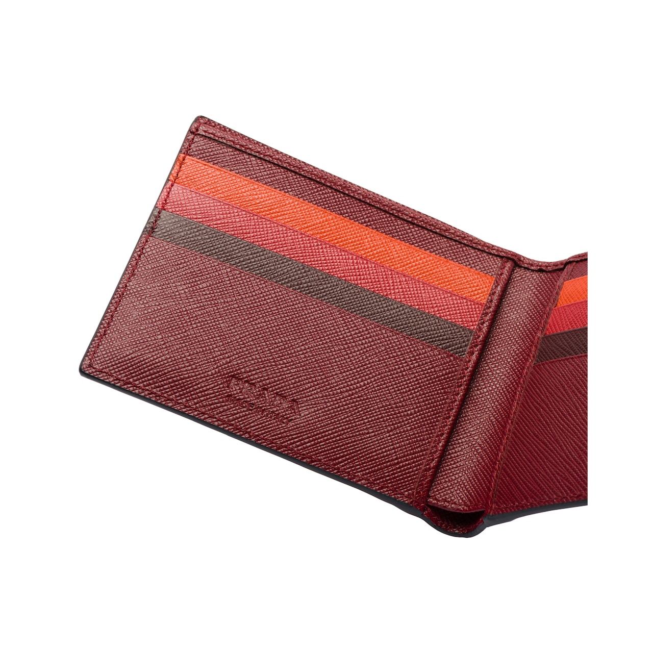Prada Saffiano leather wallet 6
