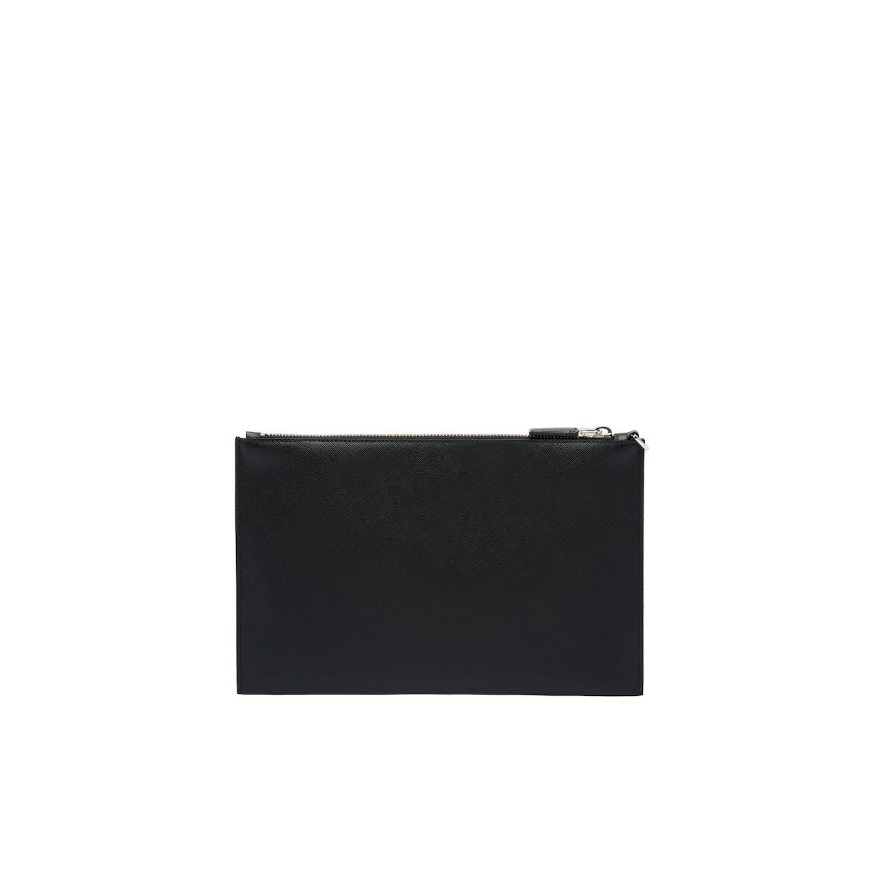 Saffiano leather pouch 5