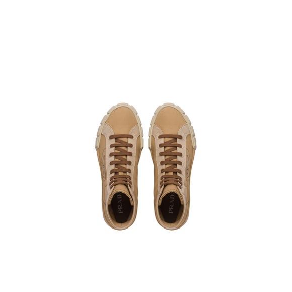 Prada 高帮织物运动鞋 3