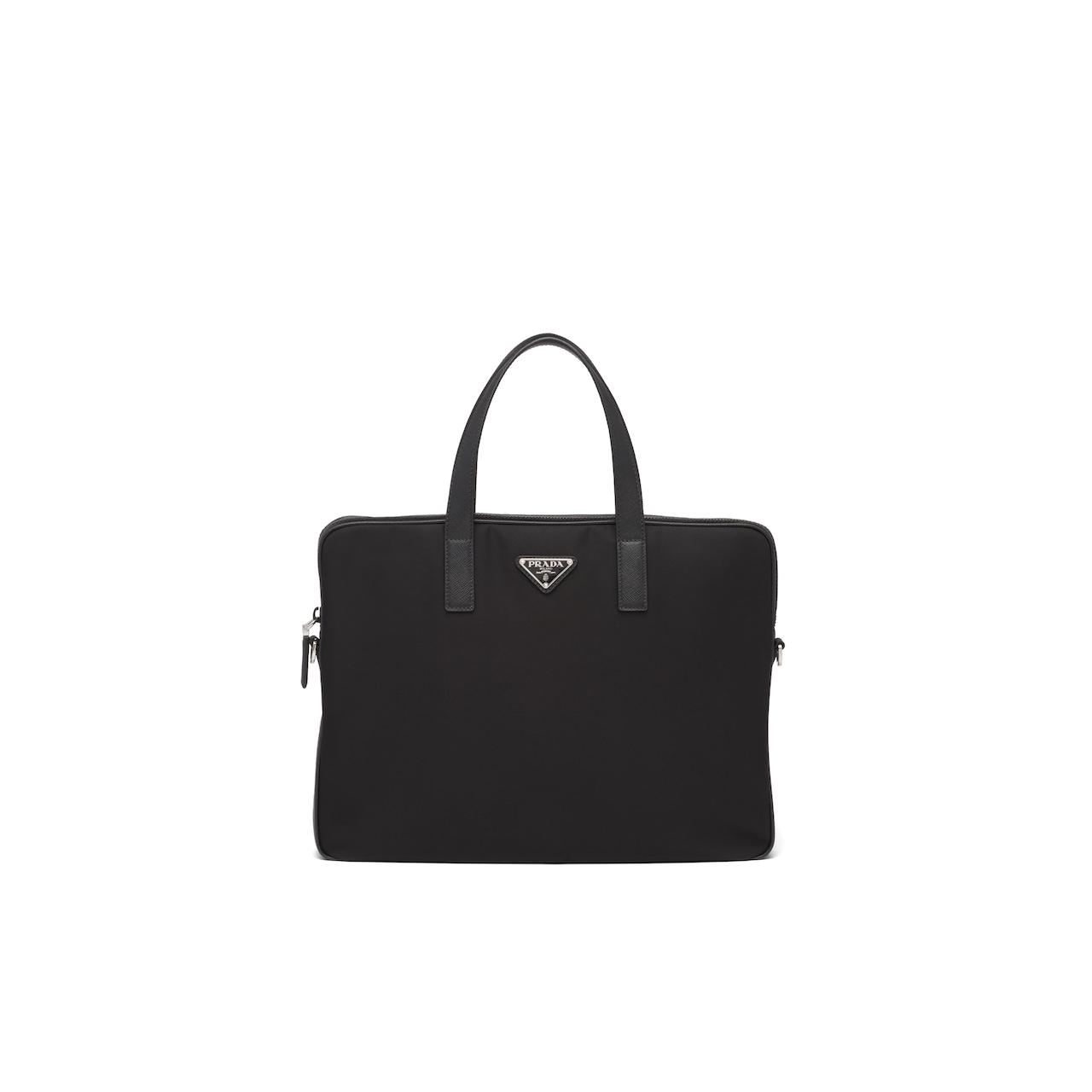 Prada Nylon Briefcase 1
