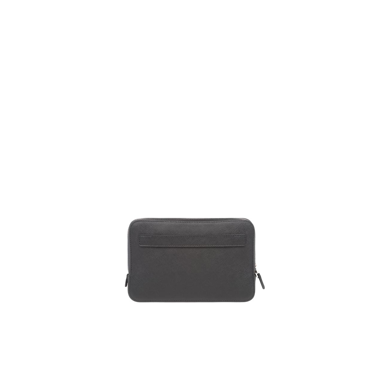 Prada Saffiano 皮革手包 4