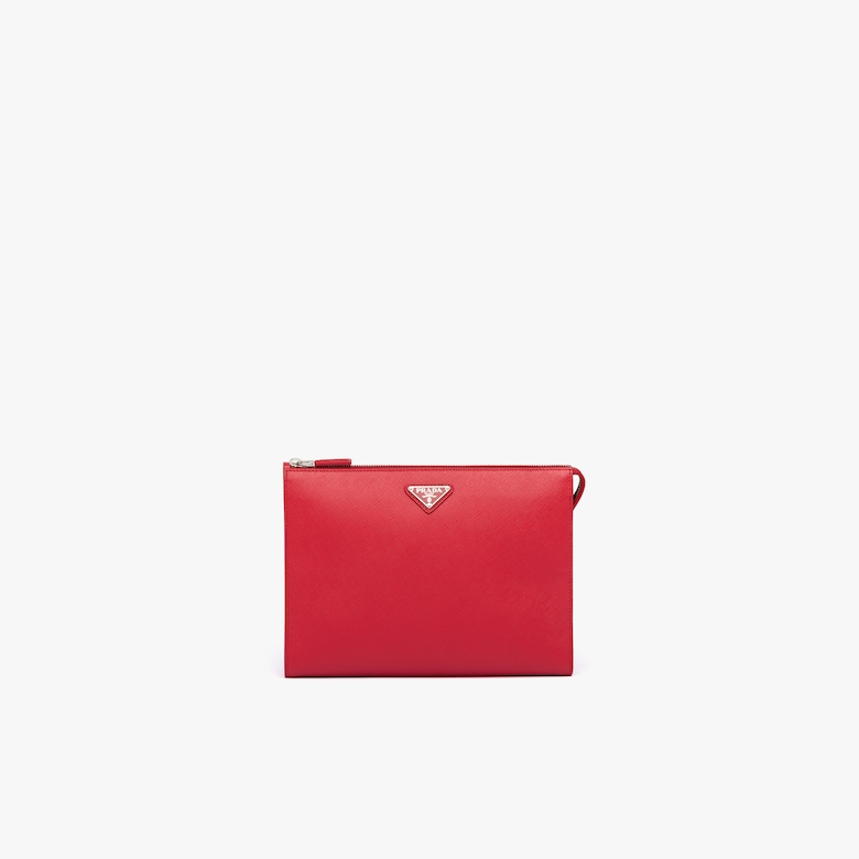 Prada Saffiano leather case - Man