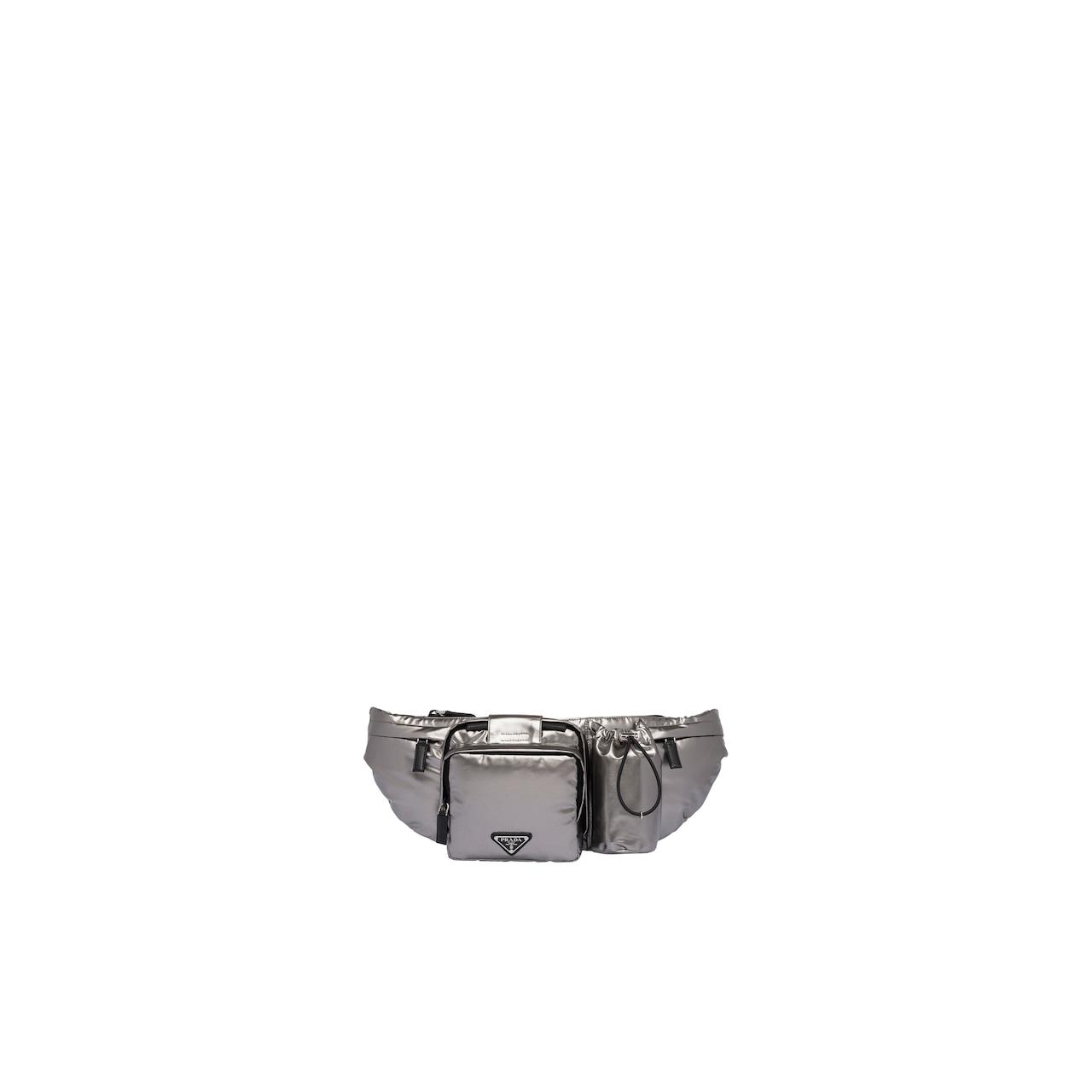 0ecaabdb8b23 Technical fabric belt bag | Prada - 2VL056_2B49_F0D65_V_WOO