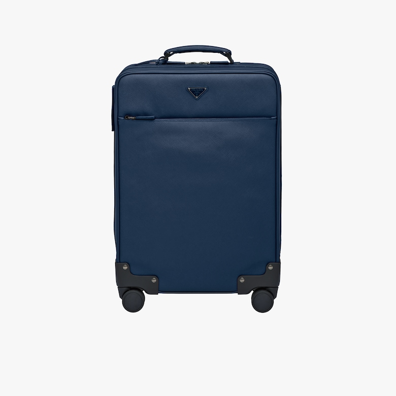 Prada Saffiano Leather Trolley - Man