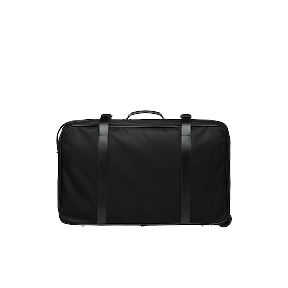 Prada Nylon Semi-Rigid Suitcase 4