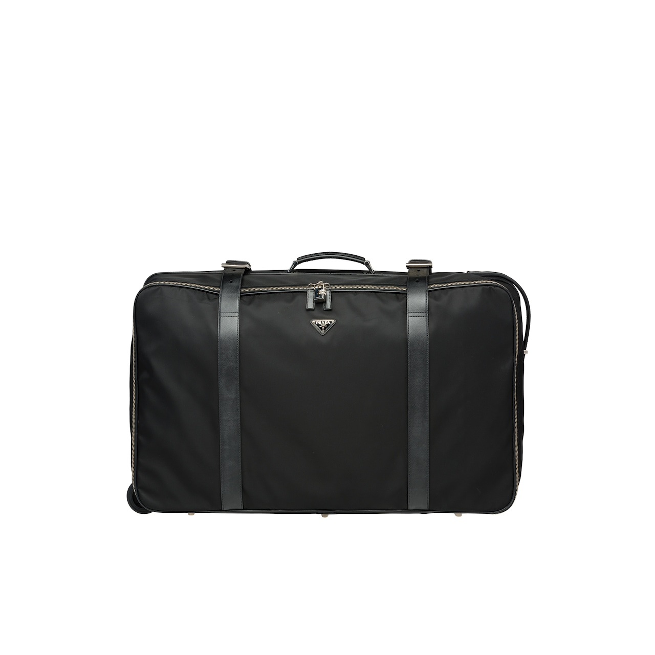 Prada Nylon Semi-Rigid Suitcase 1