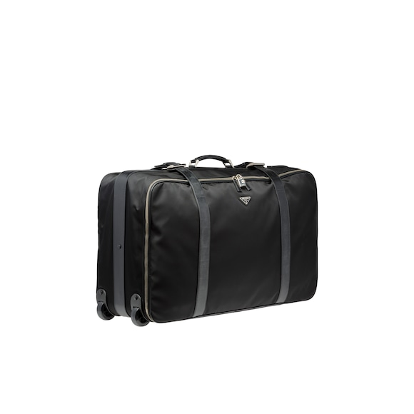 Prada Nylon Semi-Rigid Suitcase 2