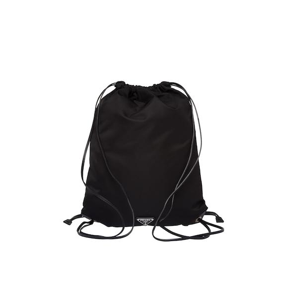 Saffiano皮革及布質背包