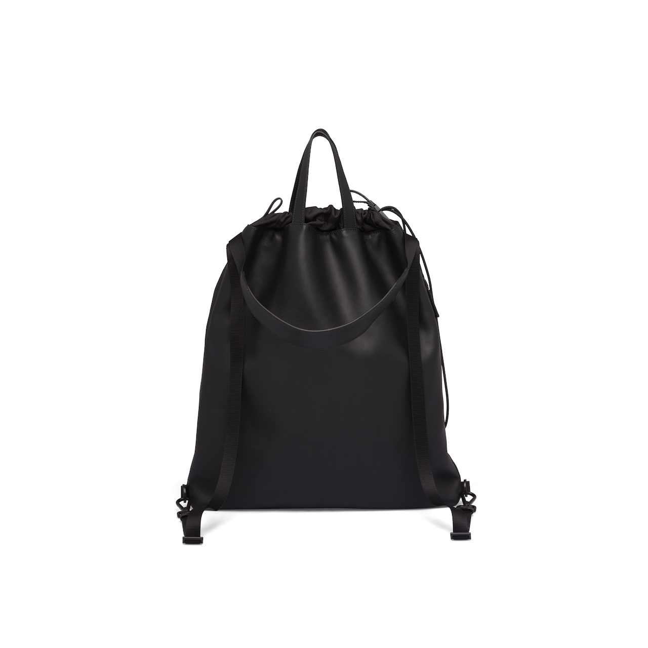 Leather backpack 4