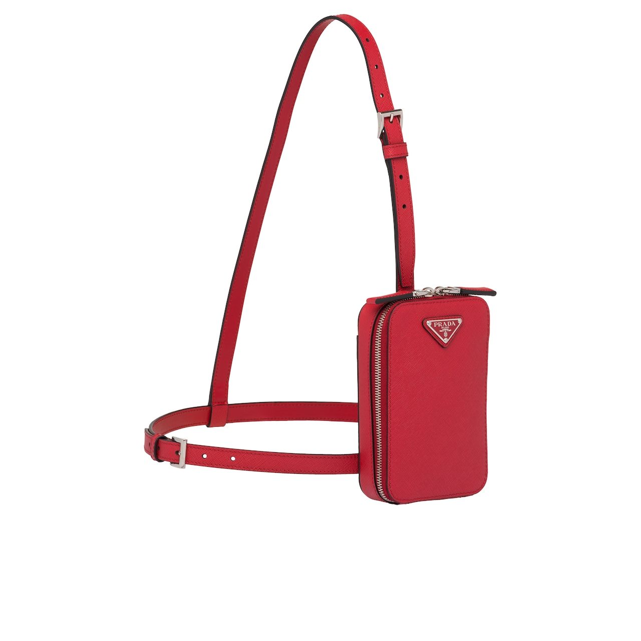 Saffiano leather bag