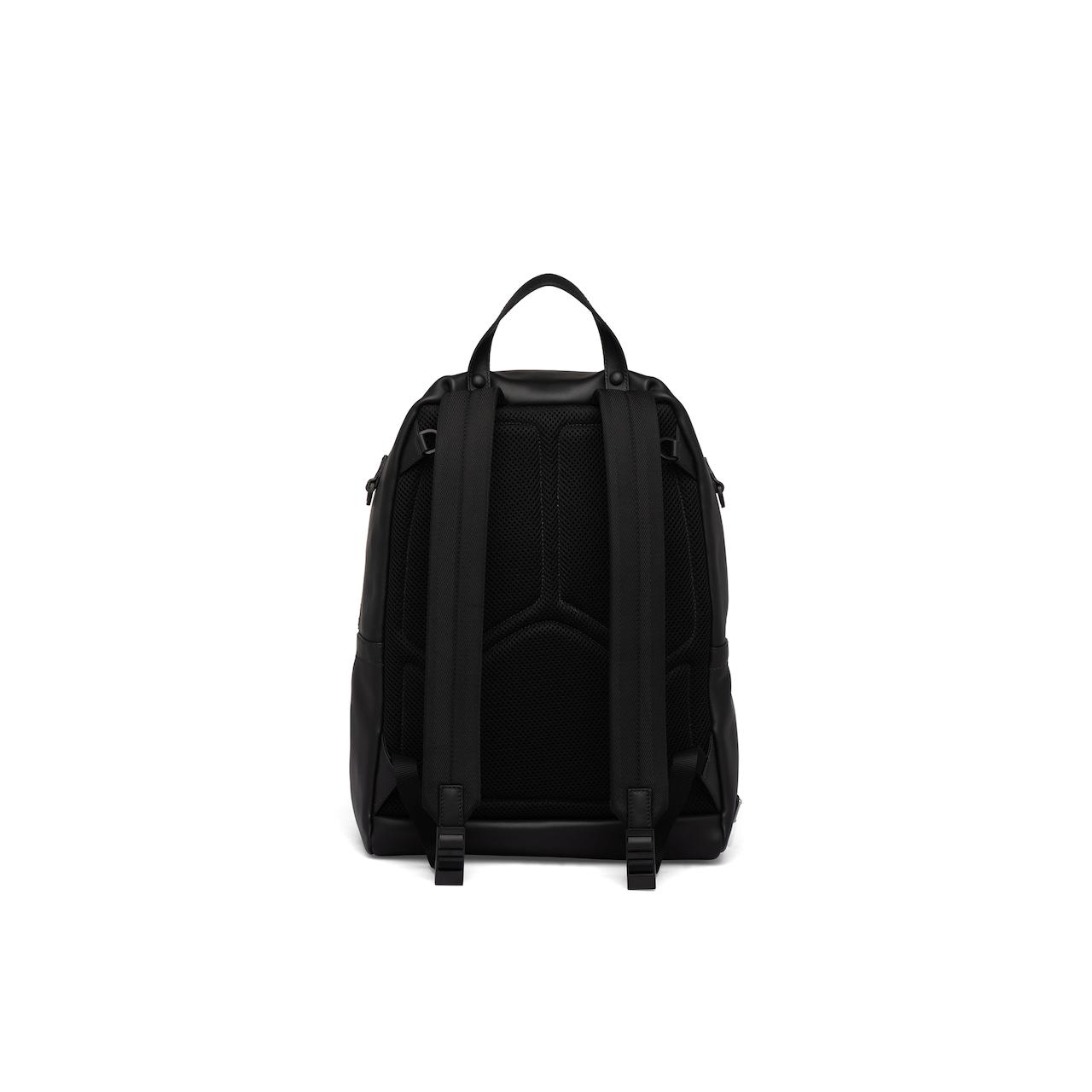 Prada Leather backpack 4
