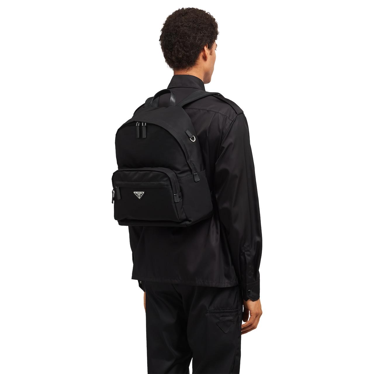 Prada Nylon Backpack 2