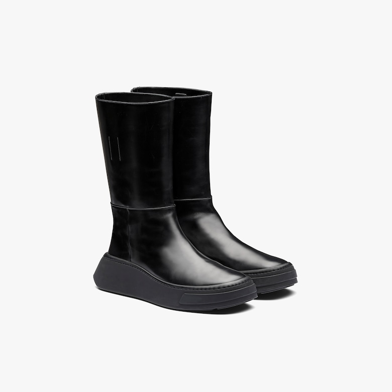 Prada Brushed leather boots - Man