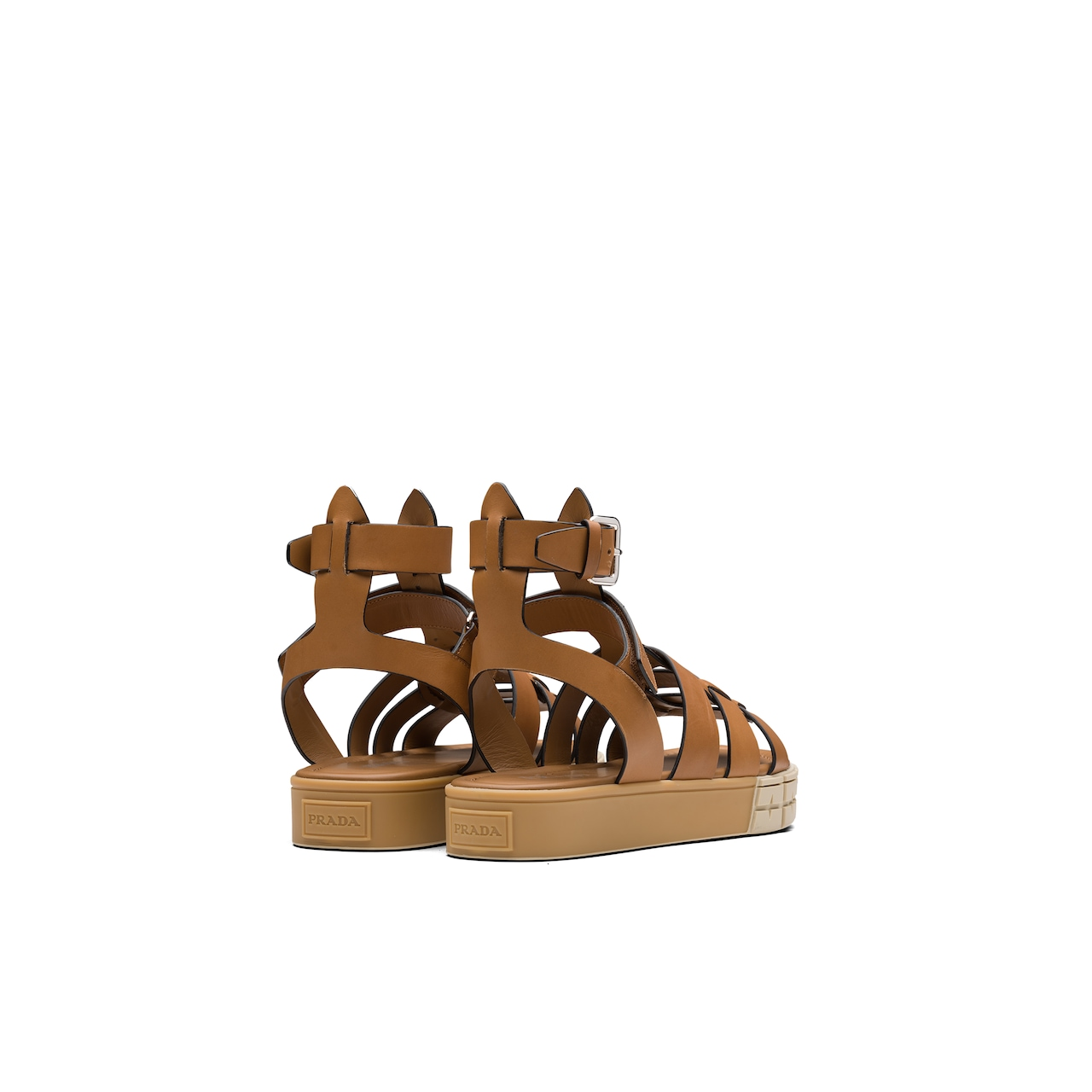 Prada Leather sandals 4