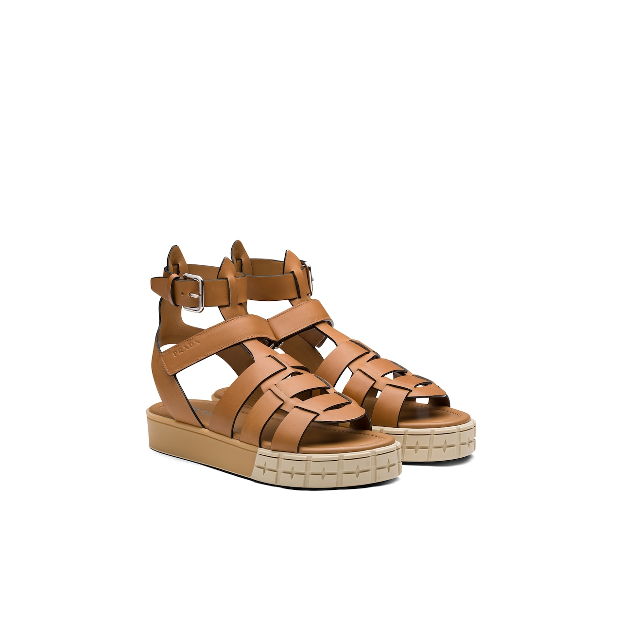 Prada Leather sandals 1