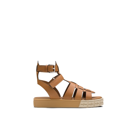 Prada Leather sandals 3