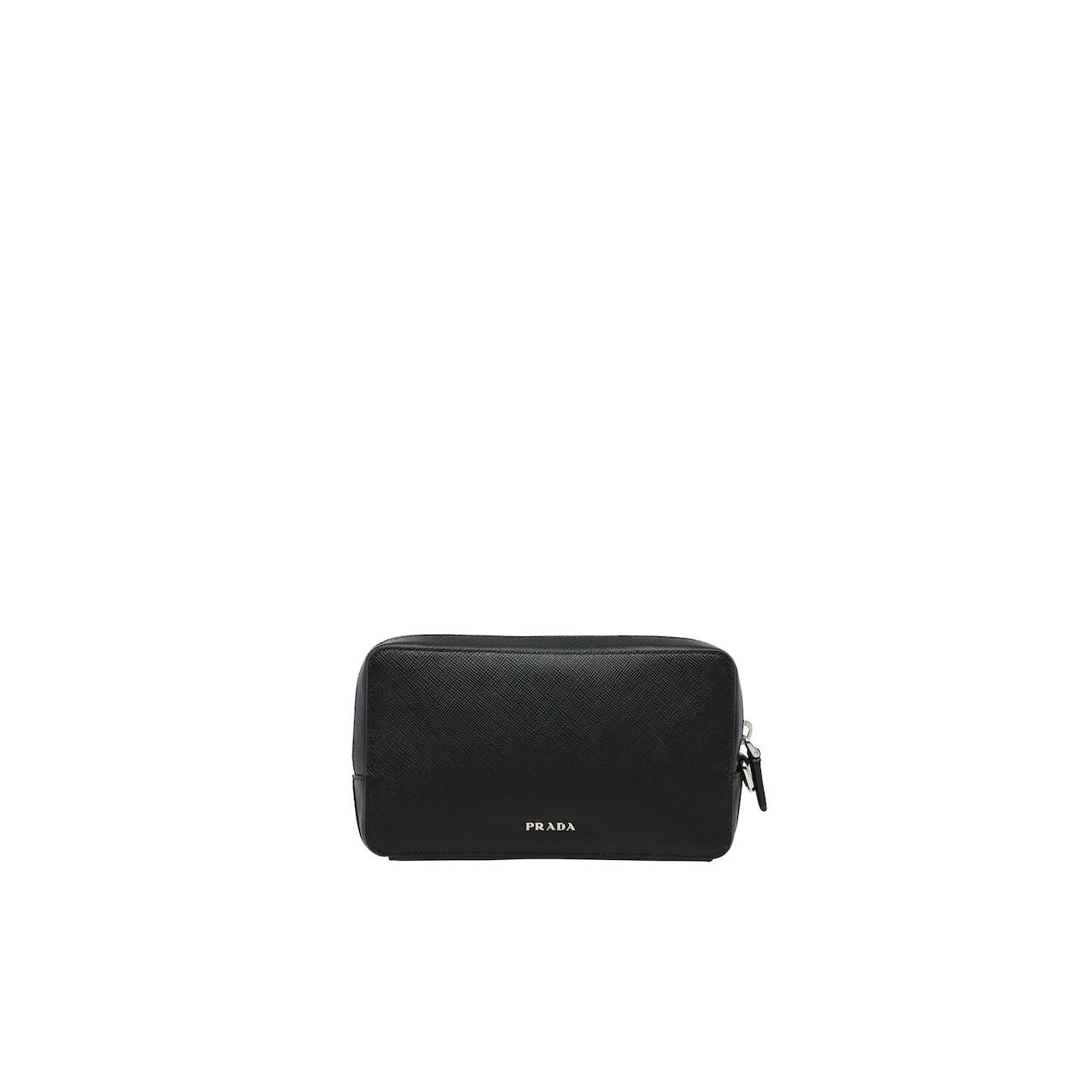 Prada Leather cellphone case 1