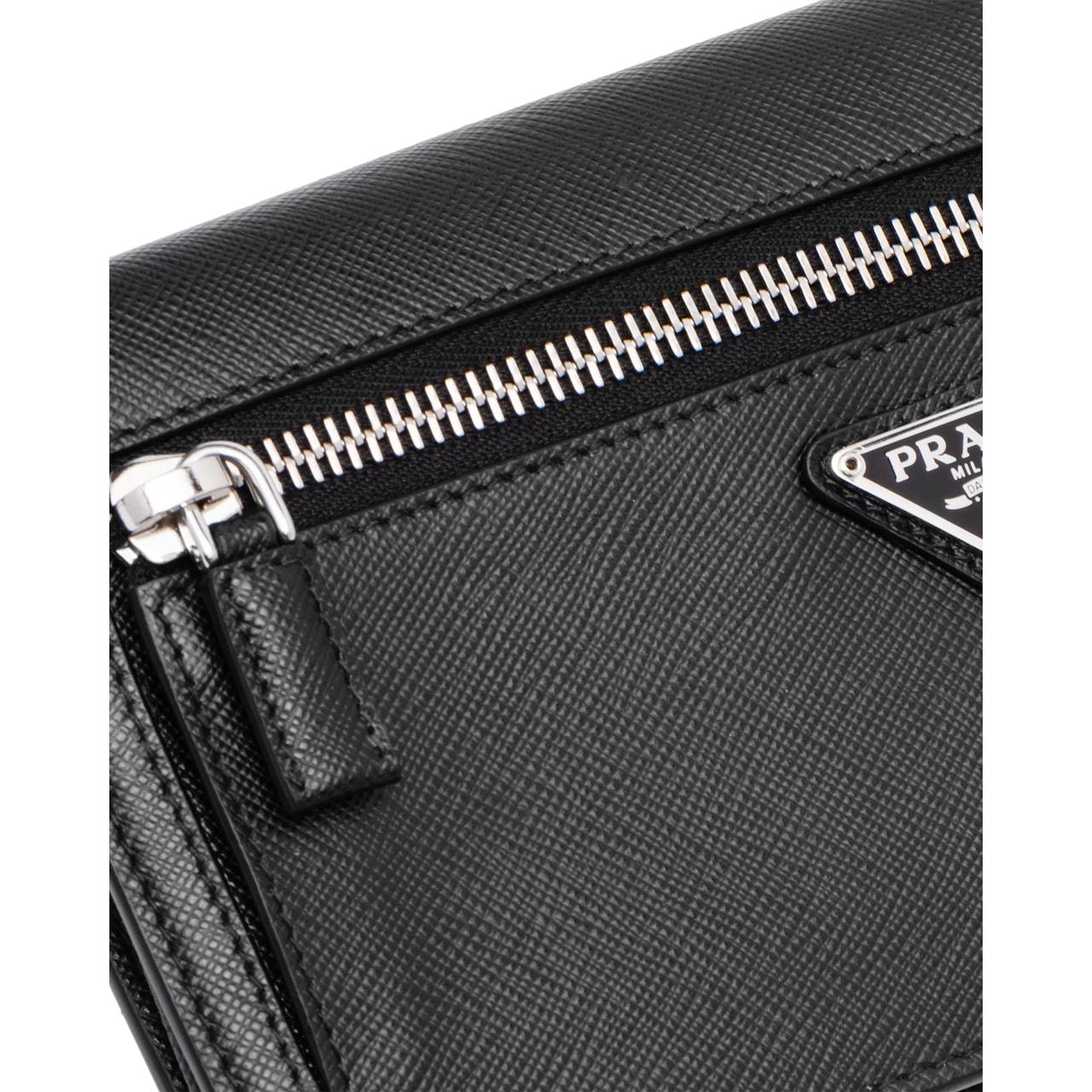 Prada Saffiano leather cellphone case 2