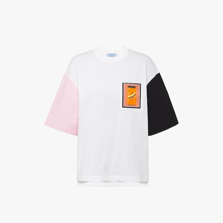 平纹针织和府绸T恤