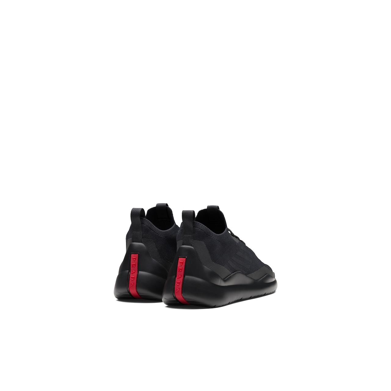 Prada Prada Toblach Techno Knit LR 运动鞋 5