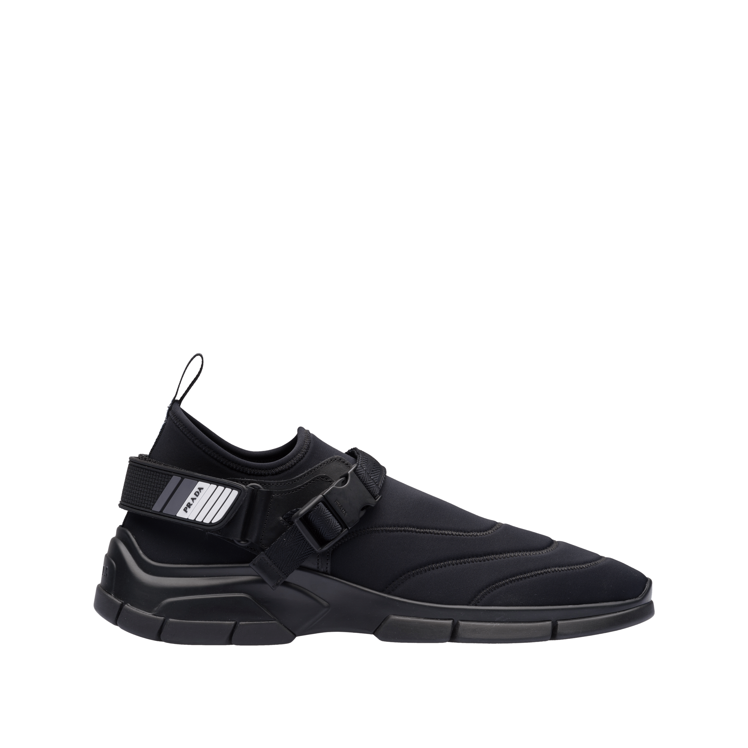 Neoprene sneakers with decorative stitching  6609a67311b3