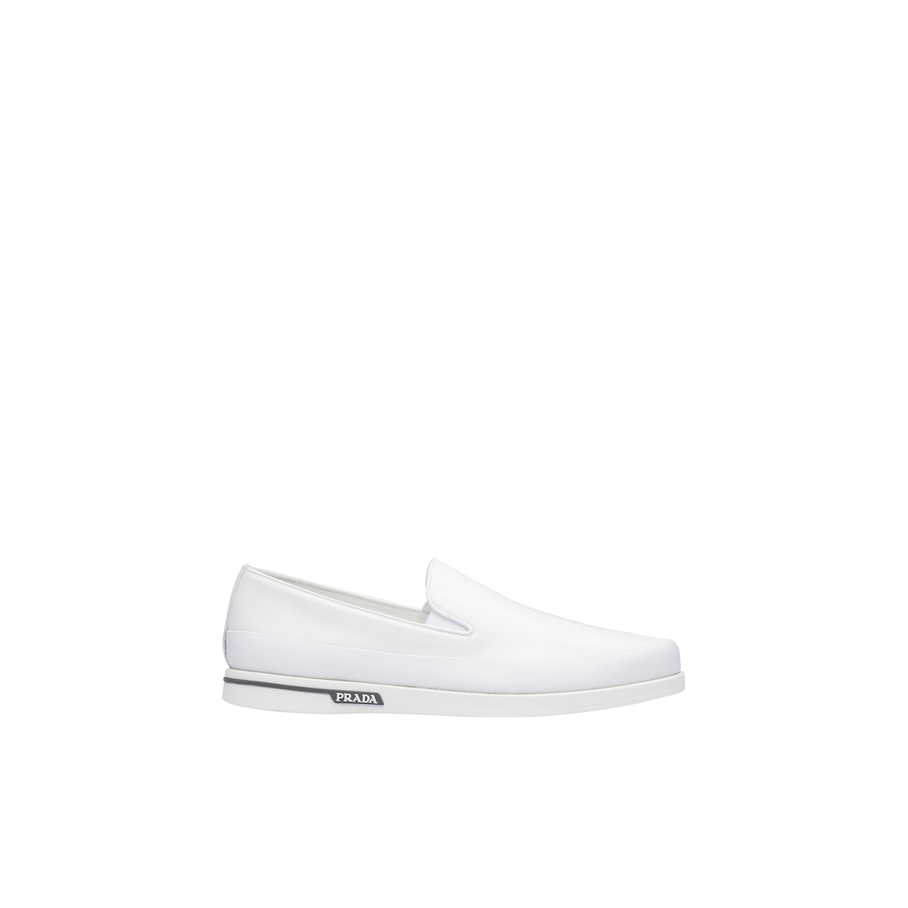 Leather slip-on sneakers 2