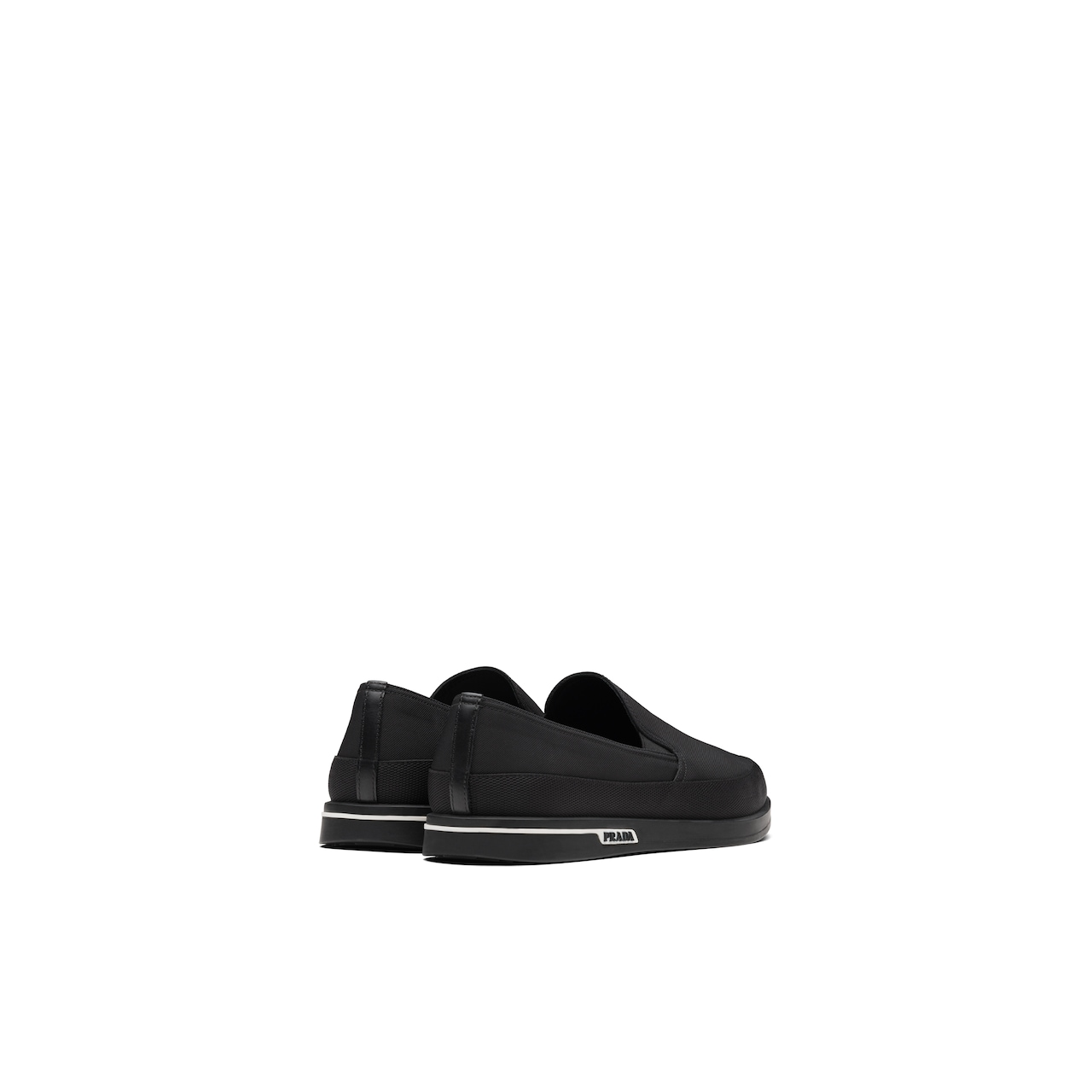 Saint Tropez Technical Fabric Slip-On Sneakers 5