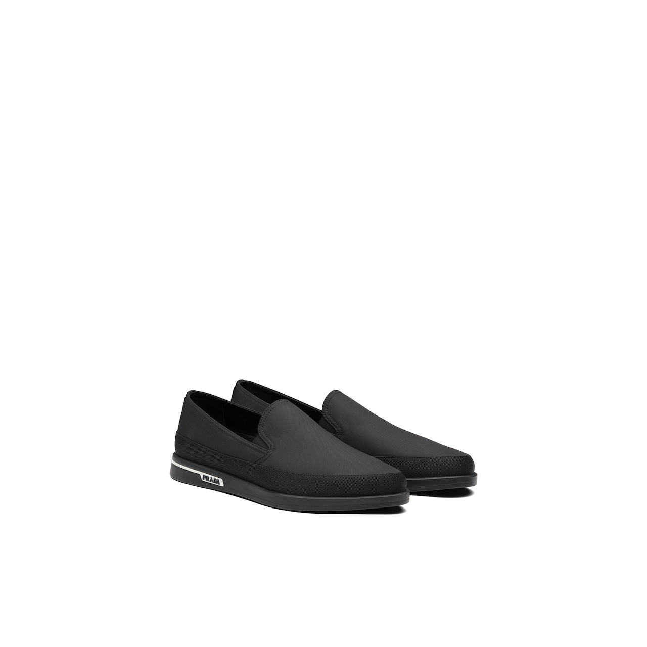 Saint Tropez Technical Fabric Slip-On Sneakers