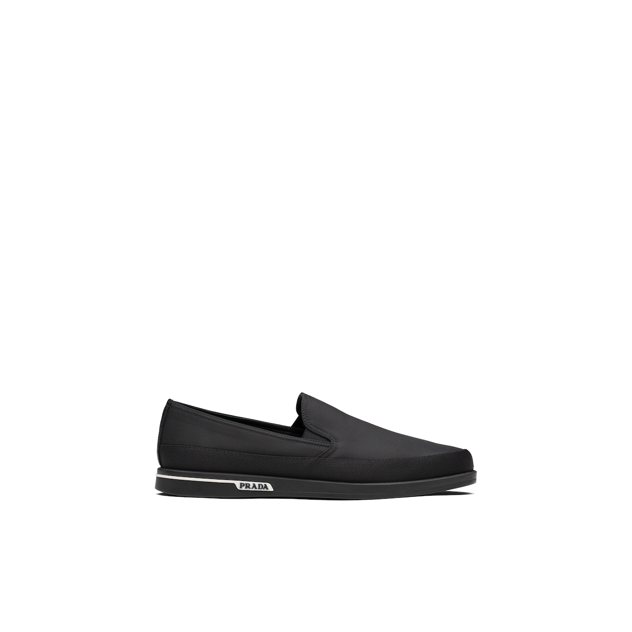 Saint Tropez Technical Fabric Slip-On Sneakers 2