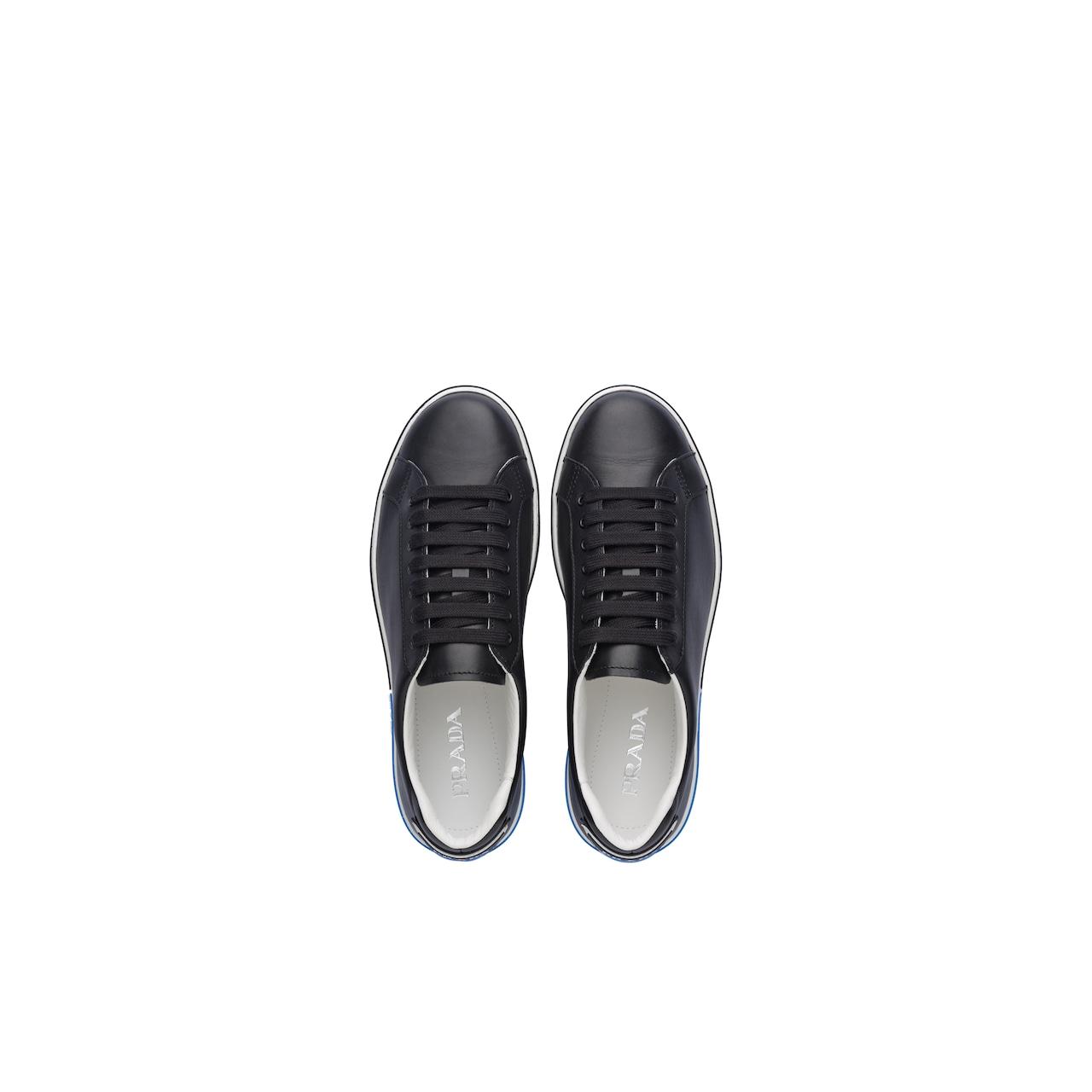 Prada Leather sneakers 3