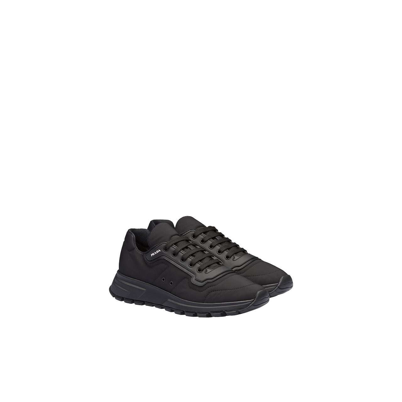 Prada PRAX 01 华达呢运动鞋 1