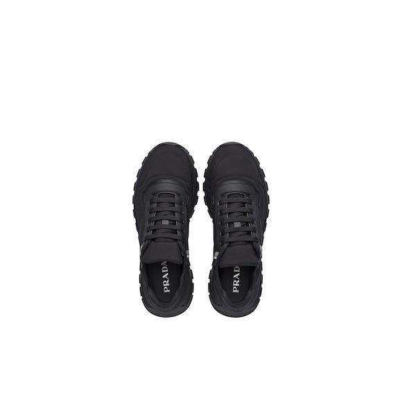 Prada PRAX 01 华达呢运动鞋 2