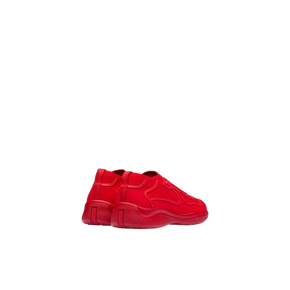 Sneakers in tessuto