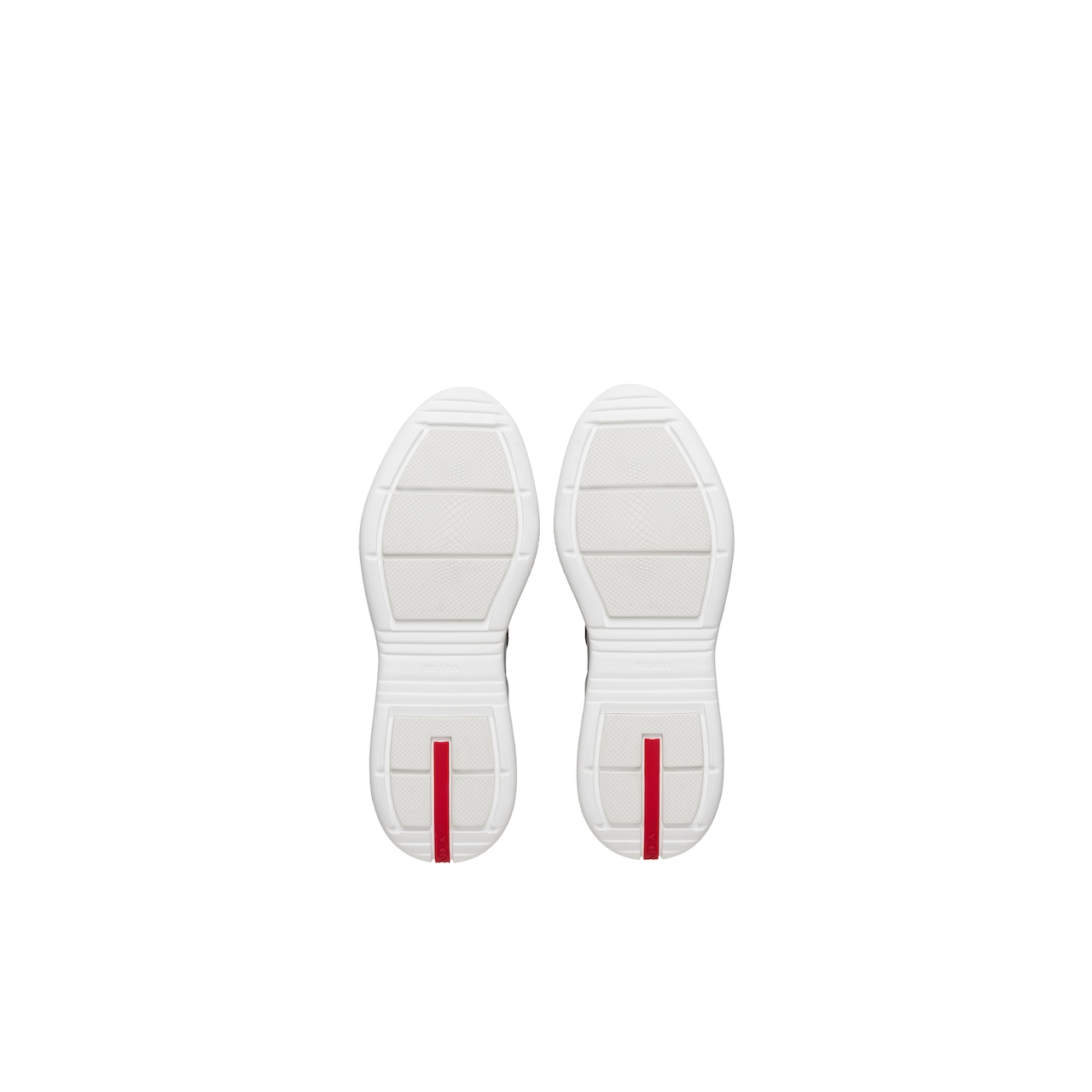 Prada America's Cup patent leather and nylon sneakers 6