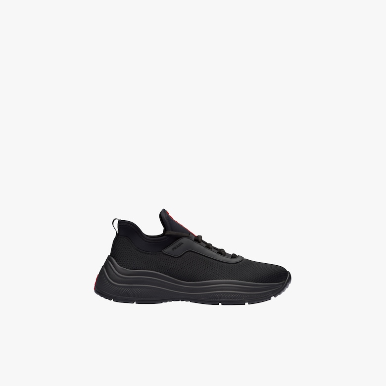c70c2a705 Mesh and neoprene sneakers