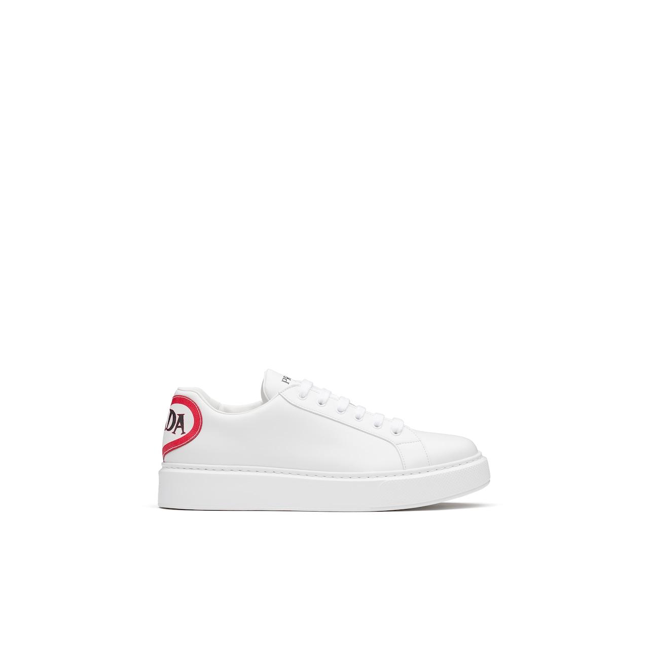 Prada 皮革运动鞋 2