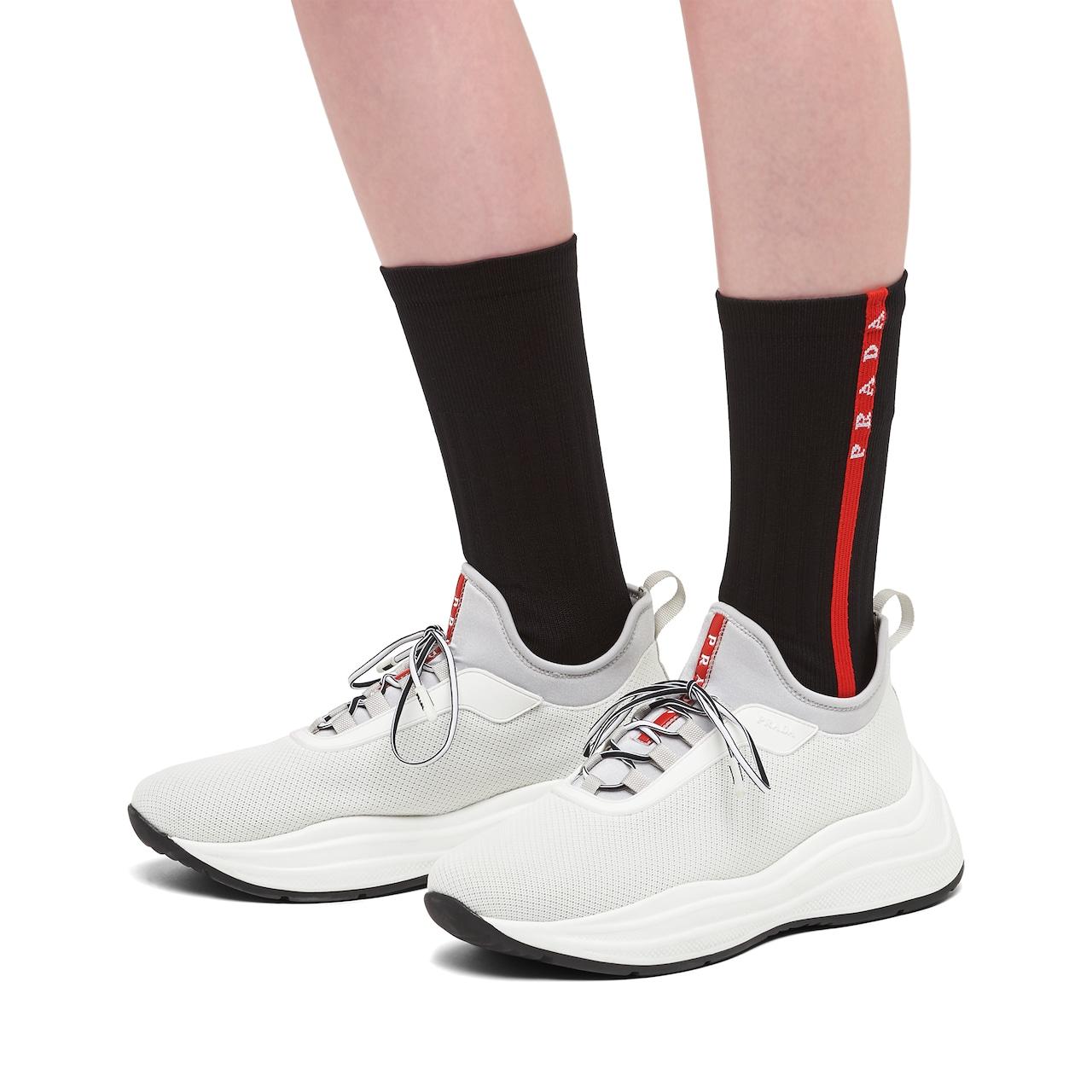 Prada Nylon socks 2