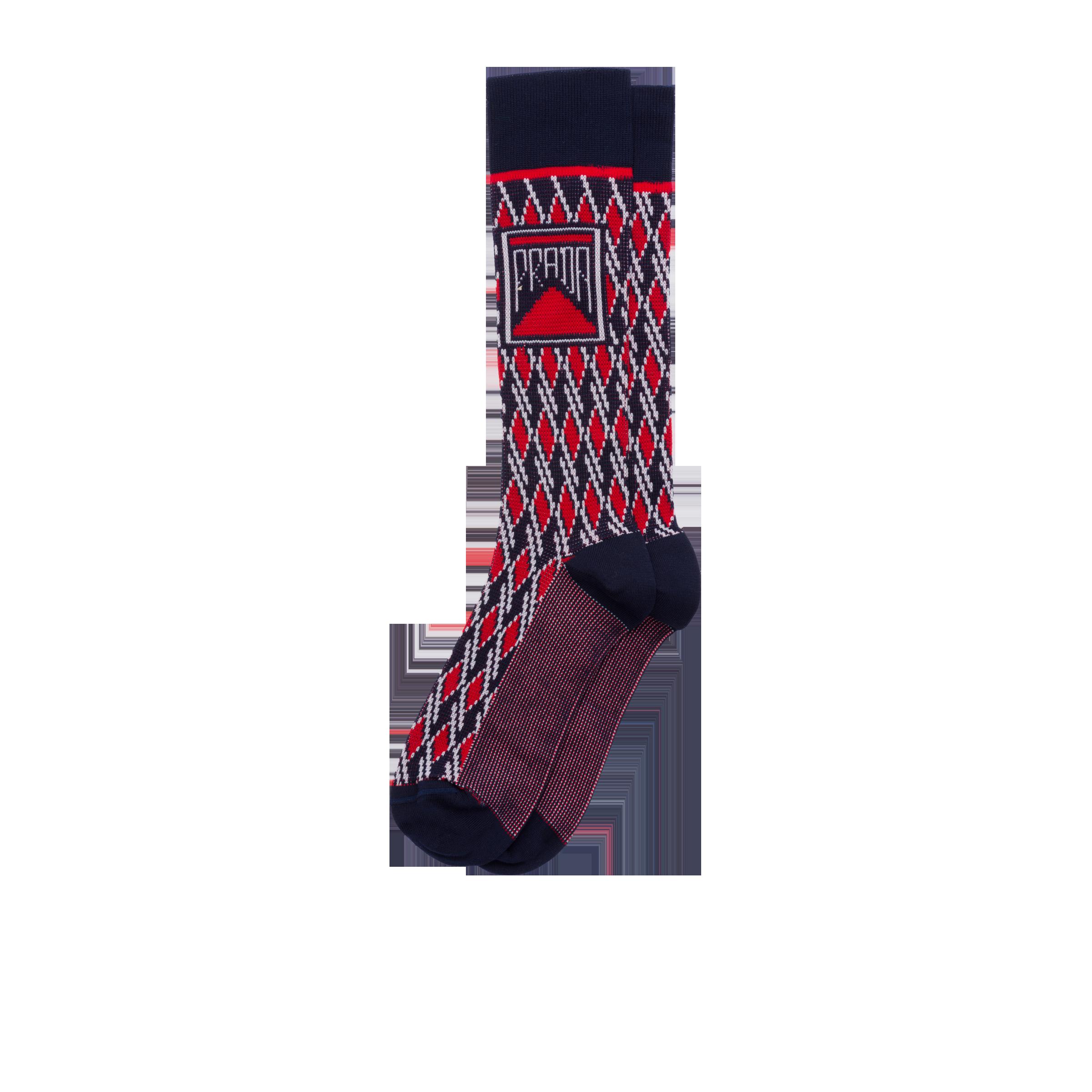 9d54f31372 Cotton jacquard socks