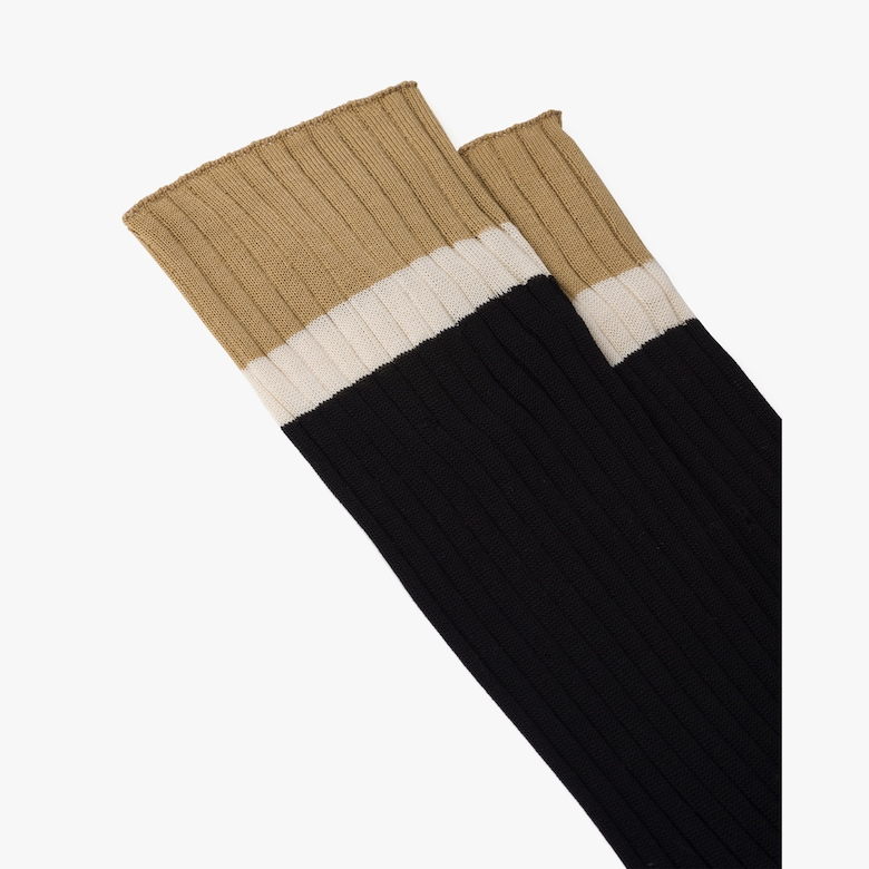 Lisle cotton socks