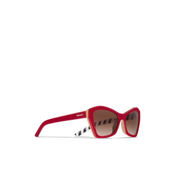 Prada Prada Disguise sunglasses Alternative fit 2