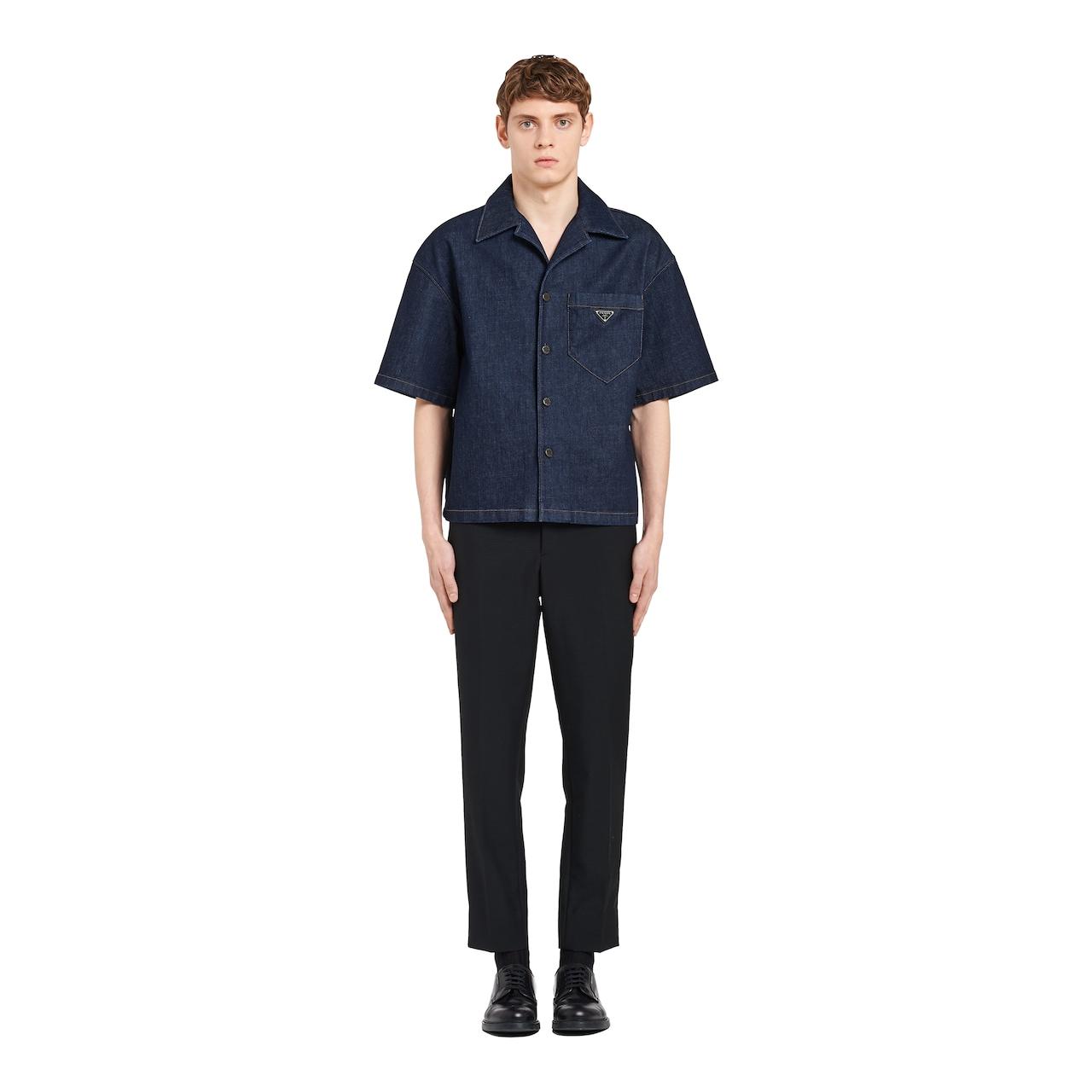 Prada Denim shirt 2