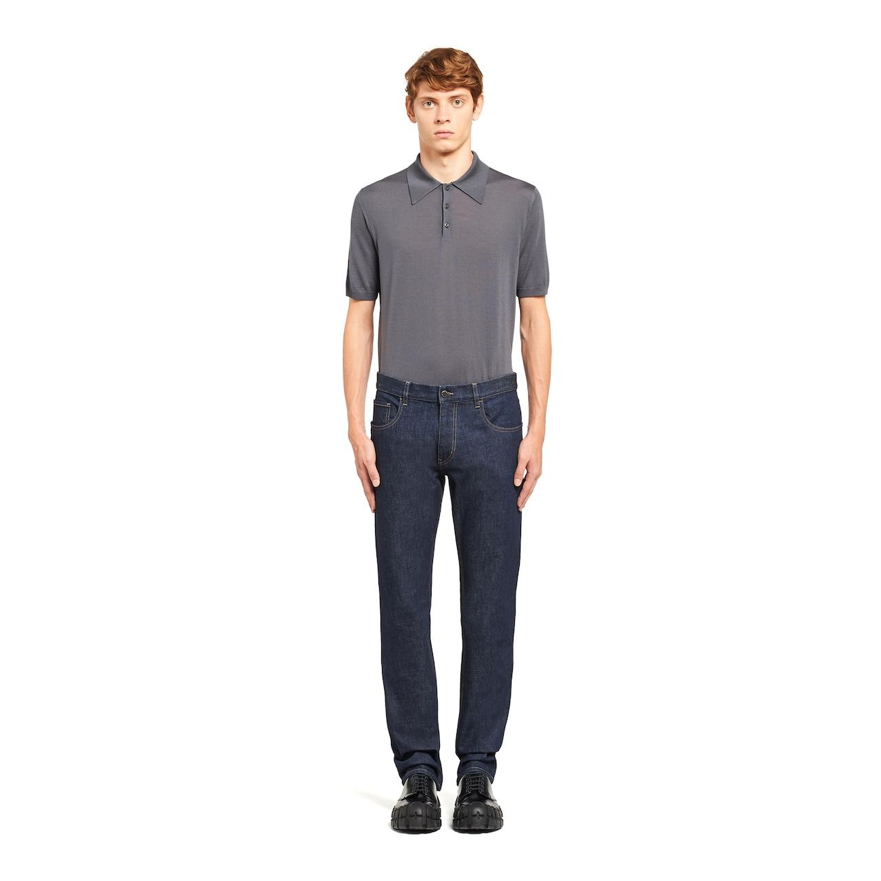 Prada Stretch denim jeans 2