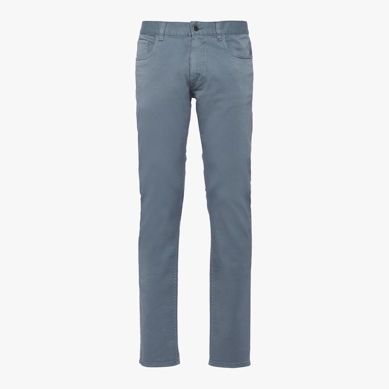 Pantaloni in drill stretch