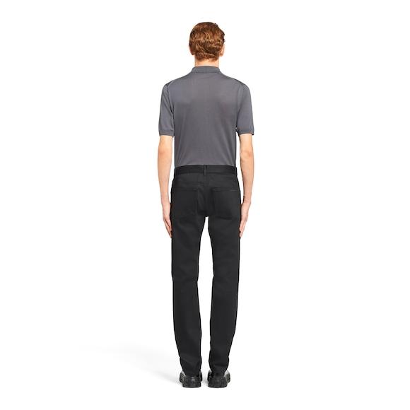 Prada Raw New Stretch Denim jeans 4