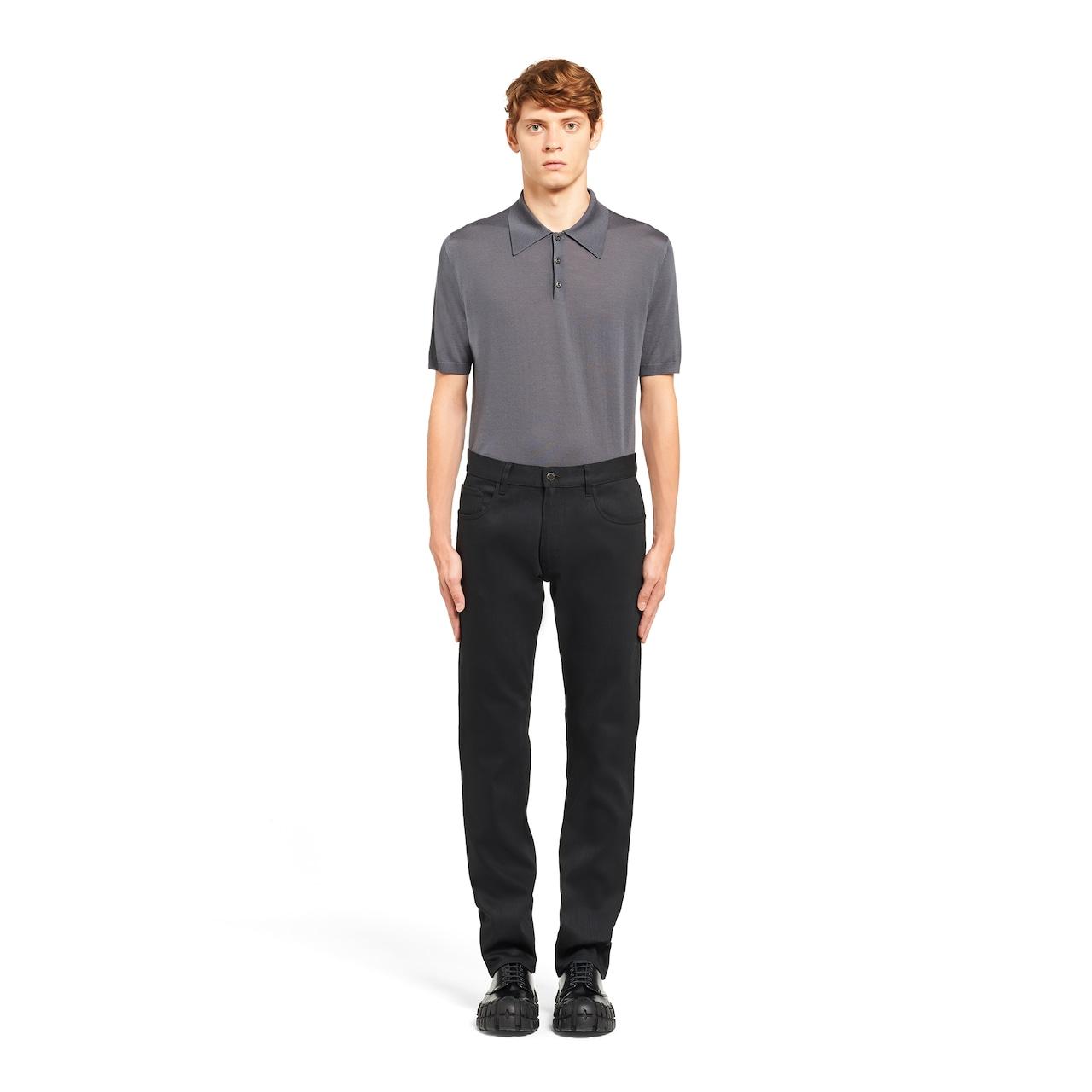 Prada Raw New Stretch Denim jeans 2